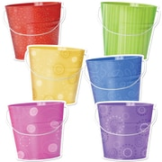 "Creative Teaching Press™ 6"" Designer Cut-Outs, Buckets"