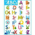 Creative Teaching Press™ Chart, The ABCs