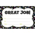 Creative Teaching Press™ Polka Dot Party Award, Grate Job