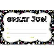 Creative Teaching Press™ Polka Dot Party Award, Grate Job