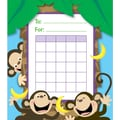Creative Teaching Press™ Student Incentive Chart, Monkeys