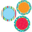 Creative Teaching Press™ 6in. Designer Cut-Outs, Dots on Turquoise Dots
