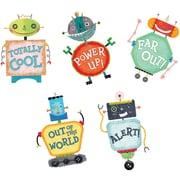Creative Teaching Press™ Stickers, Riveting Robots