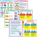 Creative Teaching Press™ Writing 6 Chart Pack, Language Arts