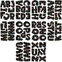 Creative Teaching Press� Dots on Black Designer Letter