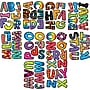 Creative Teaching Press Multi Designs Designer Letter Sticker,