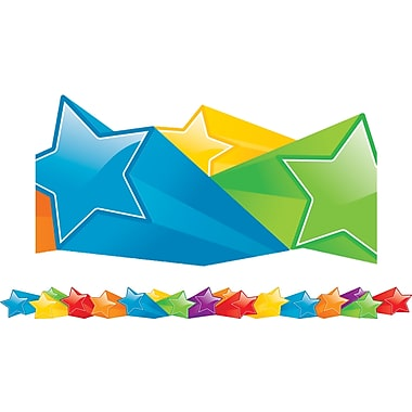 Creative Teaching Press™ Toddler - 12th Grades Border, Shooting Stars