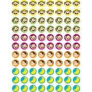 Creative Teaching Press™ Hot Spots Stickers, Monkeys and Bananas