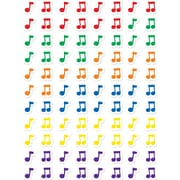 Creative Teaching Press™ Hot Spots Stickers, Music Notes