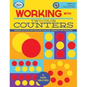 Didax® Working with Two-Color Counters Book and CD, Grades 4th - 8th