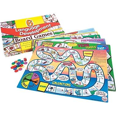 Didax® Language Development Board Game, Grades 2nd - 5th