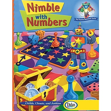 Didax® Nimble With Number, Grades 1st - 2nd