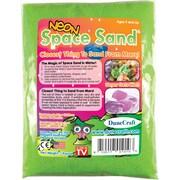 Dunecraft Space Sand Refill, Neon Green