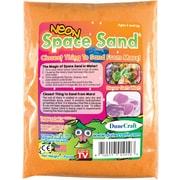Dunecraft Space Sand Refill, Neon Orange