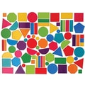 Dowling Magnets® Play With Shapes Magnet Set