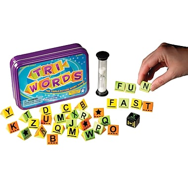 Educational Insights® Tri-Words Game