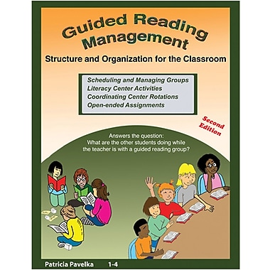 Essential Learning Guided Reading Management Book, Grades 1st - 4th
