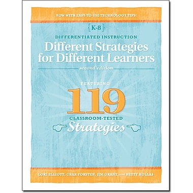 Essential Learning™ Differentiated Instruction Second Edition Book, Grades Kindergarten - 8th
