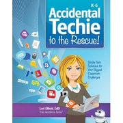 Essential Learning Accidental Techie to the Rescue! Book, Grades Kindergarten - 6th