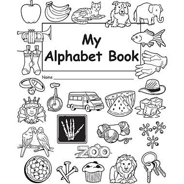 Edupress® My Alphabet Book