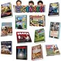 Edupress® Bulletin Board Set, Literary Genres