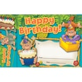 Edupress® Happy Birthday Monkeys Bookmark Award, Grades Pre School - 6th