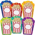 Edupress® Toddler - 12th Grades Bulletin Board Accents, Popcorn Buckets