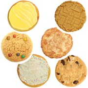 "Edupress EP3196 6"" x 8"" DieCut Cookies Bulletin Board Accents, Multicolor"
