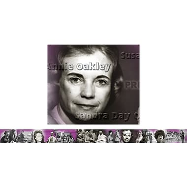 Edupress® 4th - 12th Grades Straight Photo Border, Women's History