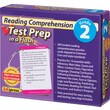 Edupress® Reading Comprehension Test Prep in a Flash™, Grades 2nd