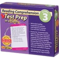 Edupress Reading Comprehension Test Prep in a Flash Cards
