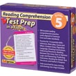 Edupress® Reading Comprehension Test Prep in a Flash™, Grades 5th