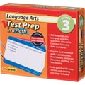 Edupress® Language Arts Test Prep Flash™ Cards, Grades 3rd