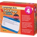 Edupress® Language Arts Test Prep Flash™ Cards, Grades 4th