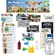 Edupress® Bulletin Board Set, Reduce, Reuse, Recycle