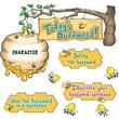 Edupress® Bulletin Board Set, Our Daily Buzzword