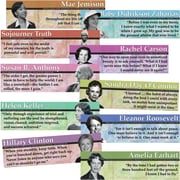 Edupress® Bulletin Board Set, Notable American Women