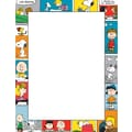 Eureka® 8 1/2in. x 11in. Peanuts® Comic Blocks Computer Paper