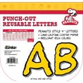 Eureka® Peanuts® Reusable Punch Out Deco Letters
