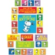Eureka® Bulletin Board Set, Peanuts You Can Be Anything