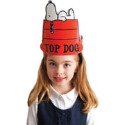 Eureka® Peanuts® Snoopy Top Dog Wearable Cut-Out Hat