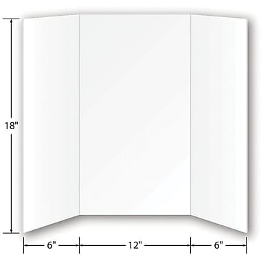 Flipside® Foam Project Board, 18in.