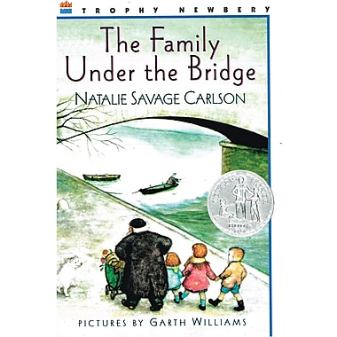 Harper Collins The Family Under the Bridge (Paperback) Book