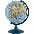 Round World Products Animals of the World Globe, 6in.(Dia)