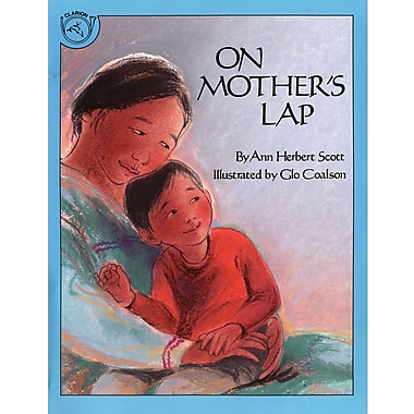 Houghton Mifflin® On Mother's Lap (Hardcover) Book