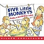 Houghton Mifflin® Five Little Monkeys Bake a Birthday
