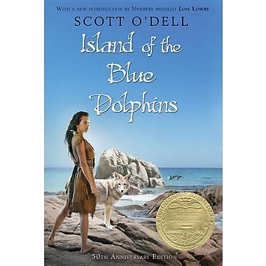Houghton Mifflin® Island of the Blue Dolphins Book