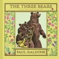 Houghton Mifflin® The Three Bears Hardcover (Hardcover) Book
