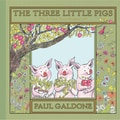 Houghton Mifflin® The Three Little Pigs (Hardcover) Book