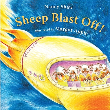 Houghton Mifflin® Sheep Blast Off! (Paperback) Book
